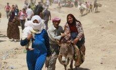 Sīrijas konflikts: valsti pametuši jau divi miljoni iedzīvotāju