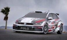 VW parādījis rallija R5 ieskaitei sagatavoto 'Polo GTI'