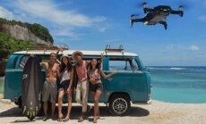 'DJI Mavic Air' – kabatas izmēra drons, kas automātiski seko cilvēkam