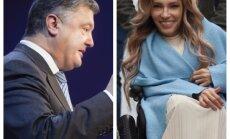 Krievija vēlas provocēt, nevis piedalīties Eirovīzijā, uzskata Porošenko
