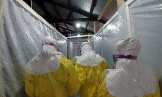 ASV diagnosticēts pirmais saslimšanas gadījums ar Ebolas vīrusu