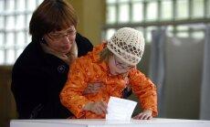 В Литве выбирают новый состав парламента