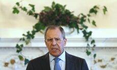 Krievija aicina Ukrainu padarīt par federālu valsti un piešķirt oficiālu statusu krievu valodai
