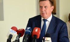 Valdība ļoti atbildīgi strādā ar finanšu līdzekļiem, par 48 miljonu izlietojumu saka Kučinskis