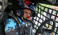 Baumanis 'World RX' sezonu noslēdz ar vēl vienu pusfinālu, Nitišs – ar 18. vietu