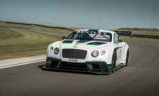 'Bentley Continental' sacīkšu modifikācija 'GT3'