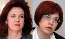 Āboltiņas izteikumi par 'Saskaņu' ir ētiski, atzīst Saeimas komisija
