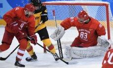 XXIII Ziemas olimpisko spēļu vīriešu hokeja turnīra medaļu maču rezultāti (25.02.2018.)