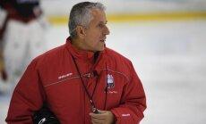 Латвия начала подготовку к ЧМ-2017 по хоккею, Озолиньша в тренерском штабе не будет