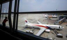 Mozambikā, iespējams, izskalota mīklaini pazudušās Malaizijas lidmašīnas atlūza
