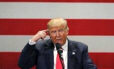 От популизма до угрозы. Как в Латвии воспринимают высказывания Трампа
