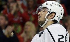 NHL neatļauj Vojnovam piedalīties hokeja Pasaules kausā