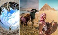 Ceļošana kā darbs un dzīvesveids: seši iedvesmojoši video blogi, kam vērts sekot līdzi