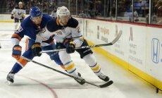 Girgensona pārstāvētā 'Sabres' cieš zaudējumu arī NHL sezonas otrajā spēlē