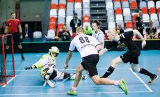 Norvēģijas 'Sveiva' florbolisti pieveic Igaunijas EMU un sasniedz 'EuroFloorball' finālu