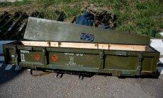 Krievijas karabāzē reģistrēta raķete nonākusi Ukrainas separātistu rokās
