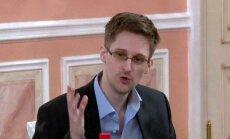 Krievija un Ķīna nav ieguvusi nopludinātos dokumentus, apgalvo Snoudens