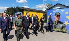 Молдова начала силовую реинтеграцию Приднестровья, Порошенко обещает помочь