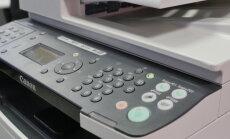 ASV hakeris licis tūkstošiem printeru izdrukāt rasistiskas skrejlapas