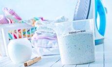 Как быстро проверить качество стирального порошка