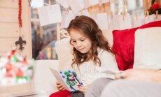 127 lelles, zivtiņa akvārijā un 55 mobilie tālruņi - 'Laimas namiņā' piepilda 1200 bērnu sapņus