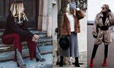ФОТО. Сапоги-носки возвращаются в моду: 20 стильных образов
