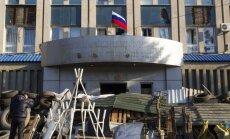 Krievijas uzbrukums Ukrainai var sākties jau pēc 48 stundām, paredz Saakašvili