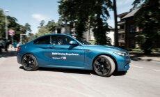 Foto: BMW sportisko 'M' modeļu diena Jūrmalā