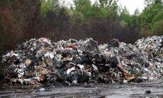 VVD lūdz atzīt dienestu par cietušo kriminālprocesā par atkritumu ugunsgrēku Jūrmalā