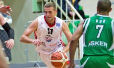'Jēkabpils' basketbolisti tiek pie trešās uzvaras šīs sezonas BBL mačos