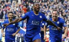'Leicester City' - gada labākā futbola komanda sporta žurnālistu vērtējumā