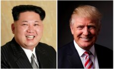 Трамп и Ким Чен Ын встретятся 12 июня в Сингапуре