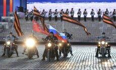 'Nakts vilku' motobraucienā Kadirova apsardzes šefs sabrauc bijušo 'Alfas' komandieri