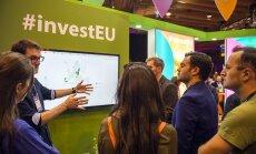 Foto: Latvijas uzņēmumi piedalās Interneta samitā Portugālē