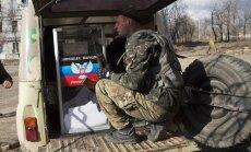 Pseidovēlēšanas Donbasā var novest pie 'jaunas Piedņestras', brīdina politiķis