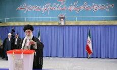 Irānā notiek prezidenta vēlēšanas