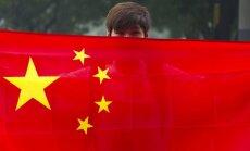 Китай спустил на воду первое в мире судно на электричестве