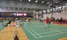 Pasaules reitinga turnīram 'Yonex Latvia International' pieteikušies 340 badmintonisti no 40 valstīm