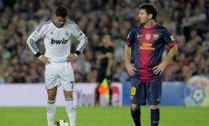 Madrides 'Real' par spēlētāju salīdzināšanu ar hiēnām grib iztiesāt no kataloņu TV kanāla sešus miljonus eiro