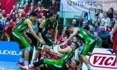 Naudas lietas saķildo latviešus un igauņus basketbola komandā 'Valka/Valga'