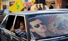 Arī Asads savu spēku veiktajā Krievijas lidmašīnas notriekšanā vaino Izraēlu