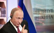 Путин в интервью Стоуну рассказал о политике США, Хрущеве, Саакашвили и геях