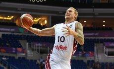 Timmas 'Baskonia' zaudē 'Valencia Basket'; atkāpjas galvenais treneris Pridžioni