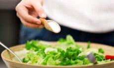 Kā paglābt maltīti, ja tai pielikta par daudz sāls