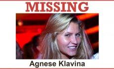 Spānijā pazudušās Agneses Kļaviņas lietā aizturēts britu miljonāra dēls
