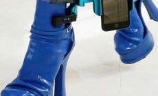 Лайфхаки для модниц: обувь — со смартфоном, сумка — с планшетом