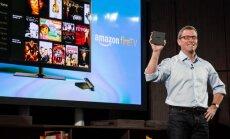 'Amazon' 'ielaužas tirgū' un prezentē jaunu video straumēšanas ierīci