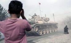 Сирийские повстанцы при поддержке турецких танков захватили Джараблус
