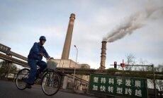 175 pasaules valstis paraksta vēsturisko Parīzes klimata nolīgumu