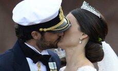 Kopā priekos un bēdās: skaistākās kāzas Eiropas karaļnamos